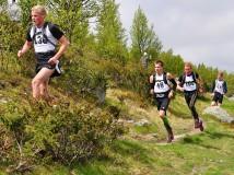 Jonas Frorud, Vegard Ølstad, Kristoffer Hæstetræet og Jonas Jensen Croff. Foto Torolf Celius