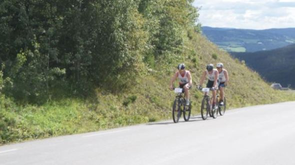 Triathlon, sykkel