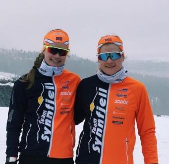 Hanna og Margrethe